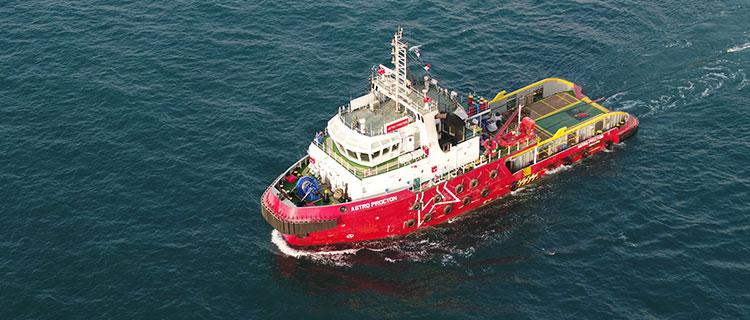 Fleet | Astro Offshore